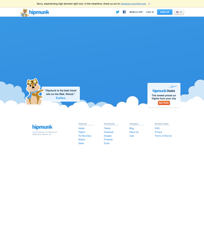 Better Flight Search And Hotel Booking - Hipmunk