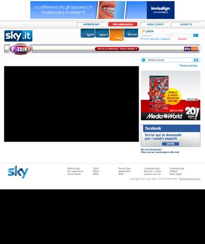 Le Videochat Di Sky.it