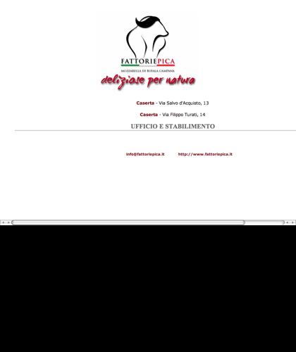 Fattorie Pica - Fattorie Pica - Mozzarella Di Bufala Campania