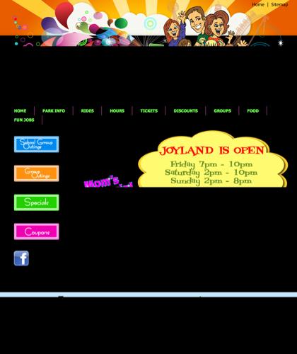 Joyland Amusement Park, Lubbock, Tx Lubbock Most Exciting Amusement Facility. Open Mid-march - Mid-september.|Joyland,  Amusements,  Amusement Park,  Amusement Park Lubbock,
