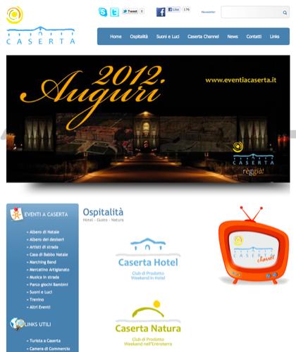 Ospitalita - Eventi A Caserta - Intro