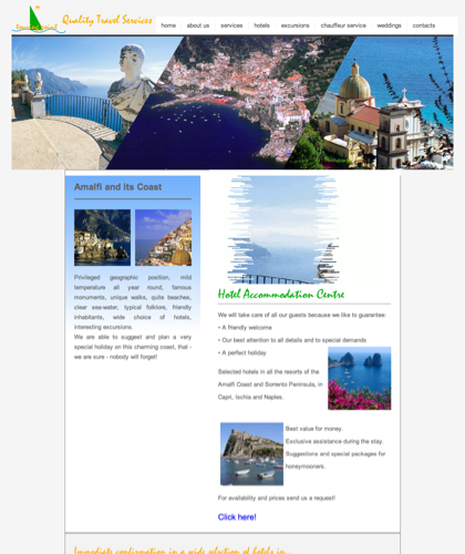 Hotels Nuova - Amalfi Coast Touring - Quality Travel Services