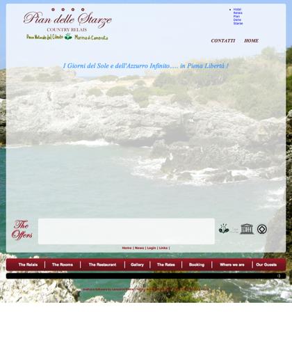 I Residence - Hotel Relais Pian Delle Starze - Intro