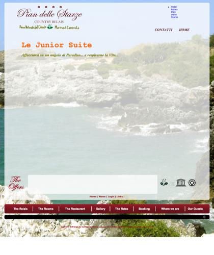 Le Junior Suite - Hotel Relais Pian Delle Starze - Intro
