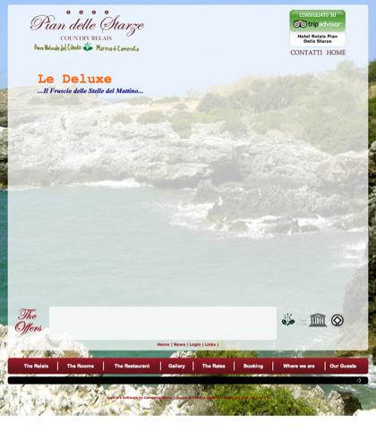 Le Deluxe - Hotel Relais Pian Delle Starze - Intro