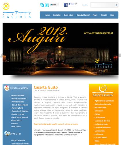 Casertagusto - Eventi A Caserta - Intro