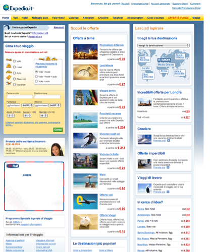 Expedia.it: Offerte Viaggi, Prenotazione Voli E Hotel, Noleggio Auto, Vacanze...