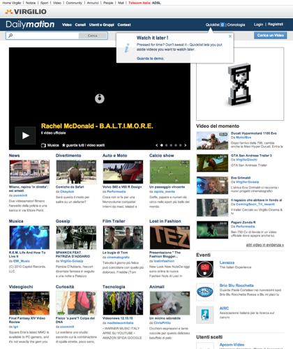 Virgilio Video - Video Divertenti, Musica, Film E Sport. Guardali Su Dailymotion