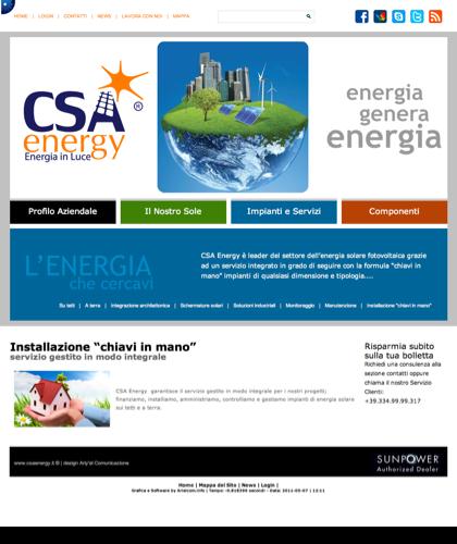 Installazione Chiavi In Mano - Csa Fotovoltaico - Energia In Luce