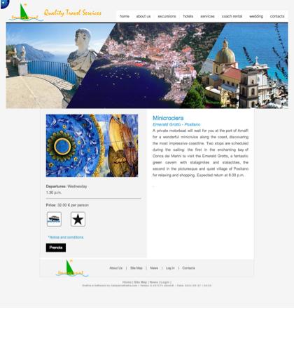 Minicrociera - Amalfi Coast Touring - Quality Travel Services