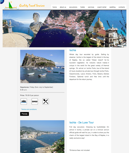 Ischia - Amalfi Coast Touring - Quality Travel Services