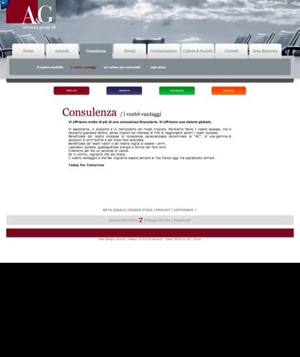 A&g Advisory Group Srl  - I Vostri Vantaggi - A & G - A&g Advisory Group, Azienda, Servizi, Consulenza, Comunicazione, Cultura & Società, Privati, Imprese, Sicurezza, Energia