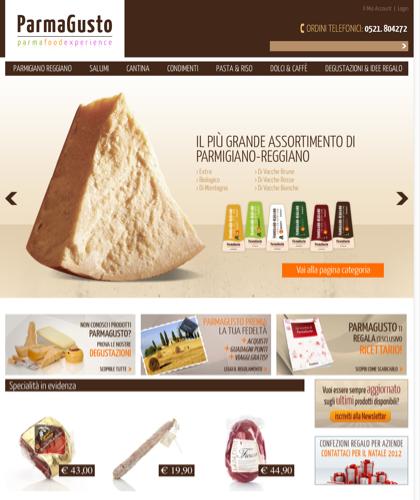 Vendita Online Prodotti Tipici E Specialità Di Parma Parmagusto