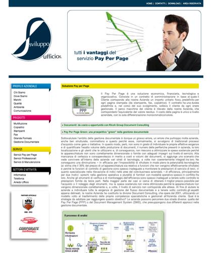 Pay Per Page Green - Soluzione Ufficio -