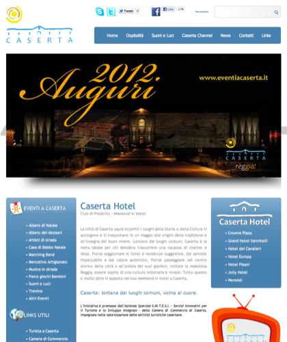 Casertahotel  - Eventi A Caserta - Intro