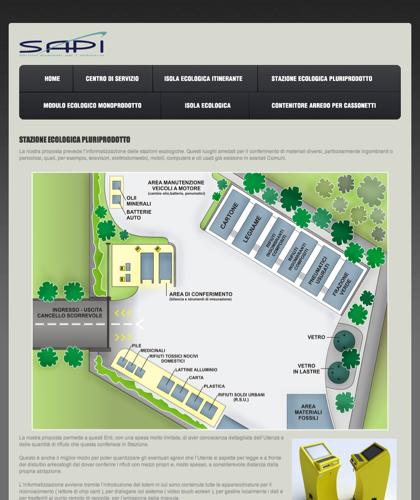 Stazione Ecologica Pluriprodotto - Sapi - Sapi