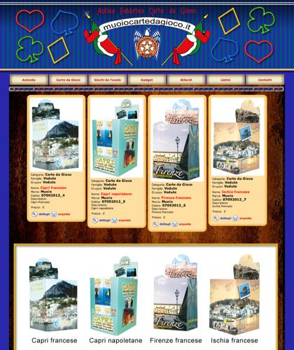 Carte Da Gioco Vedute - Muoiocartedagioco - Muoio Carte Da Gioco -  Carte Plastificate - Carte Regionali - Carte Personalizzate - Giochi Di Società - Dadi Fichese Astucci