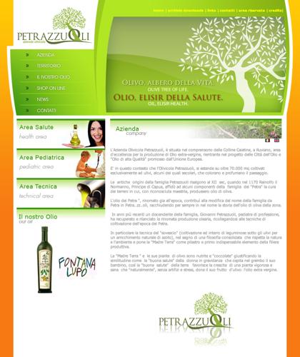 L'azienda Olivicola Petrazzuoli, Produce Olio Extra Vergine D'oliva D'eccellenza Tra Le Incontaminate Colline Caiatina Con Olive Presidio Slow Food.|