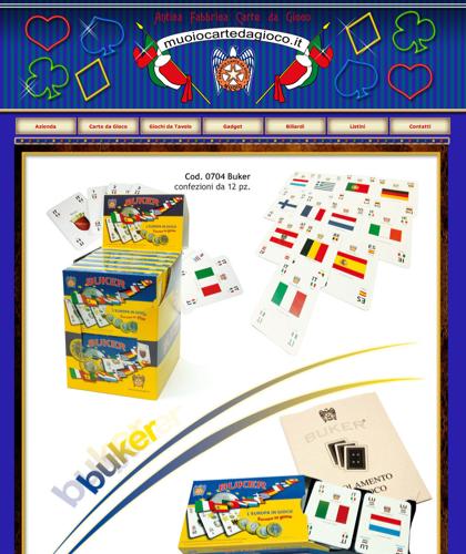 Carte Da Gioco Buker - Muoiocartedagioco - Muoio Carte Da Gioco -  Carte Plastificate - Carte Regionali - Carte Personalizzate - Giochi Di Società - Dadi Fichese Astucci