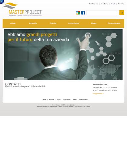 Contatti - Master Project - Consulenza E Servizi Integrati Per La Finanza Agevolata