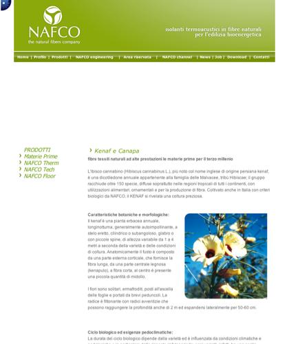 Isolanti Ad Altissime Prestazioni - Materie Prime - Nafco - Nafco Therm - Tech - Floor