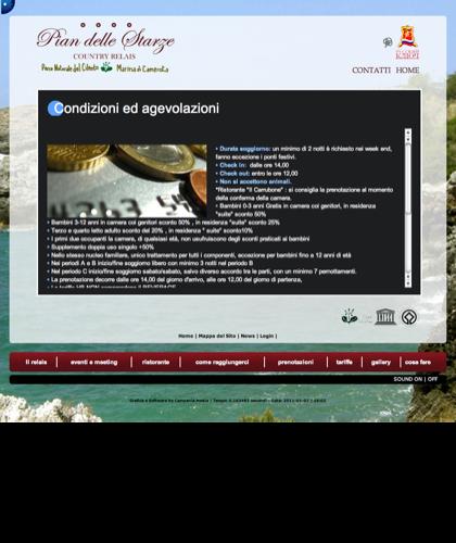 Condizioni Ed Agevolazioni - Hotel Relais Pian Delle Starze - Intro