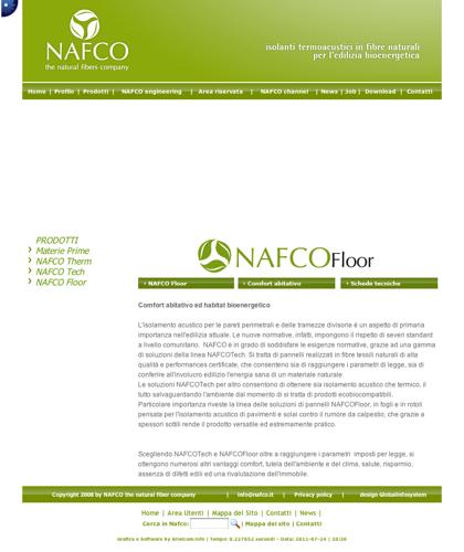 Nafco Floor - Comfort Abitativo - Nafco -