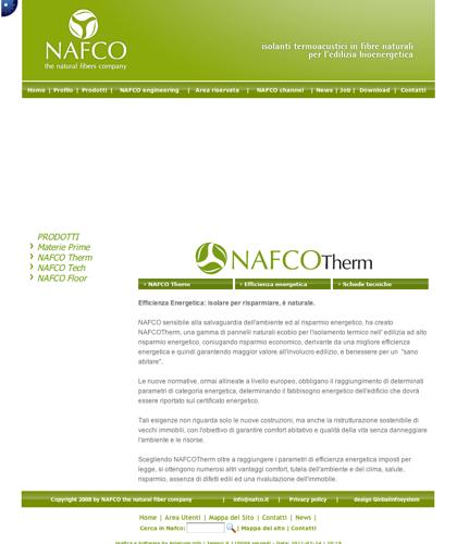 Nafco Therm - Efficienza Energetica - Nafco - Isolare Per Risparmiare, è Naturale