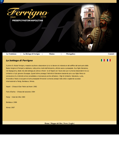La Bottega Di Ferrigno - Fratelli Ferrigno - Ferrigno Presepi E Pastori Napoletani