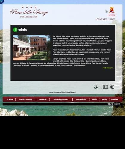 Marina Di Camerota - Hotel Relais Pian Delle Starze - Il Country Relais