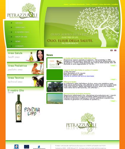 Olio Petrazzuoli Azienda Olivicola | Olio Petrazzuoli
