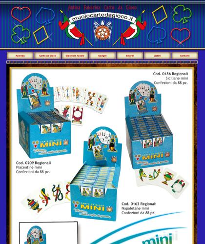 Carte Da Gioco Mini - Muoiocartedagioco - Muoio Carte Da Gioco -  Carte Plastificate - Carte Regionali - Carte Personalizzate - Giochi Di Società - Dadi Fichese Astucci