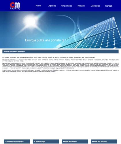 Cm Impianti Fotovoltaici - Cm Impianti - Cm Impianti Energia Solare Portici Napoli