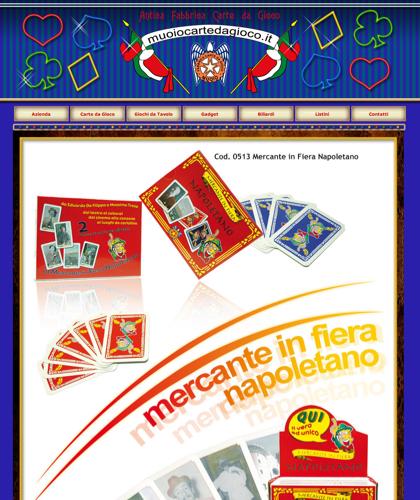 Mercante In Fiera - Muoiocartedagioco - Muoio Carte Da Gioco -  Carte Plastificate - Carte Regionali - Carte Personalizzate - Giochi Di Società - Dadi Fichese Astucci