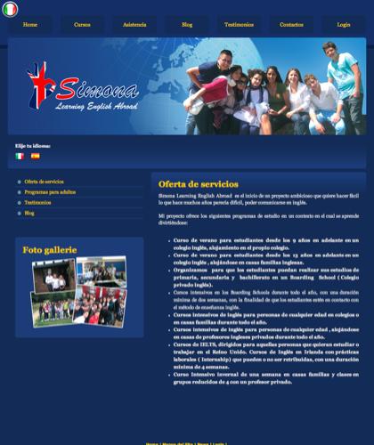 Oferta De Servicios - Ok Simona - Ok Simona