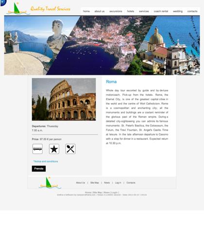 Roma - Amalfi Coast Touring - Quality Travel Services