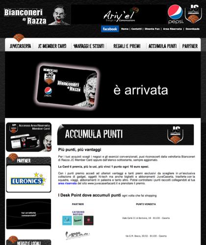 Accumula Punti - Juvecard - Basket Pallacanestro. Associazione Sportiva, Campionato Italiano Basket. International Championship Basket Ball.