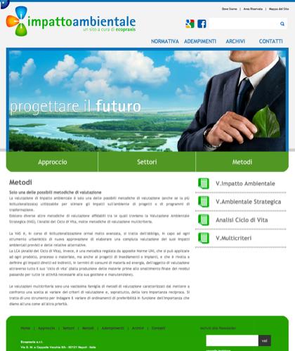 Impattoambientalemetodi - Ecopraxis -