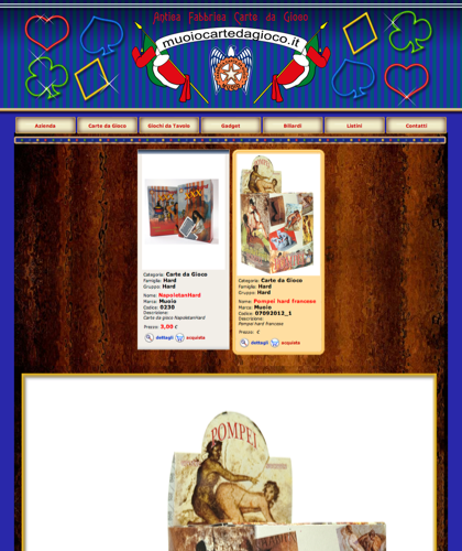 Carte Da Gioco Hard - Muoiocartedagioco - Muoio Carte Da Gioco -  Carte Plastificate - Carte Regionali - Carte Personalizzate - Giochi Di Società - Dadi Fichese Astucci