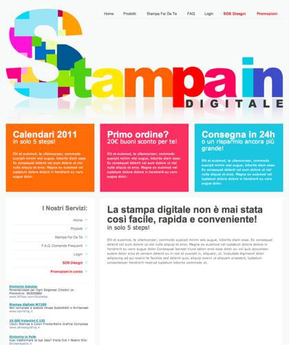 Printing Digitale Napoli - Stampa Digitale - Printing Digitale Napoli