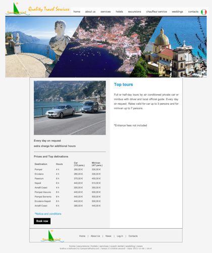Touring Point - Amalfi Coast Touring - Quality Travel Services