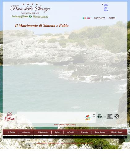 Matrimonio Simona E Fabio - Hotel Relais Pian Delle Starze - Intro