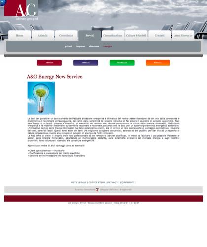 A&g Advisory Group Srl  - Energy New Service - A & G - A&g Advisory Group, Azienda, Servizi, Consulenza, Comunicazione, Cultura & Società, Privati, Imprese, Sicurezza, Energia