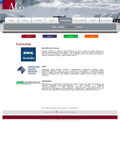 A&g Advisory Group Srl  - Partnership Copia - A & G - A&g Advisory Group, Azienda, Servizi, Consulenza, Comunicazione, Cultura & Società, Privati, Imprese, Sicurezza, Energia
