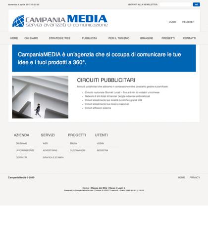 Circuiti Pubblicitari - Campaniamedia - Campania Media - Servizi Avanzati Di Comunicazione
