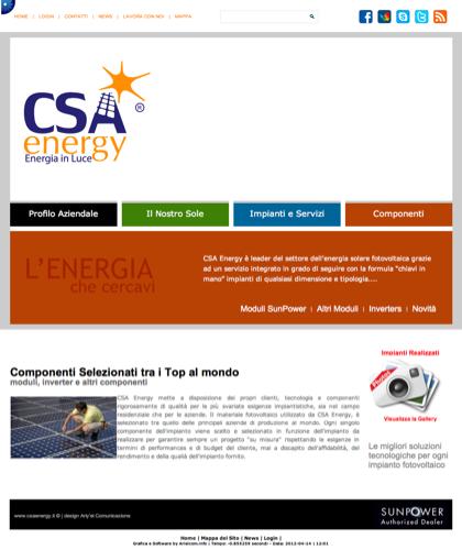 Intro Componenti - Csa Fotovoltaico - Energia Fotovoltaica, Pannelli Fotovoltaici, Pannelli Fotovoltaici Sunpower, Sunpower, Rivenditore Autorizzato Sunpower, Sunpower Pannelli Solari