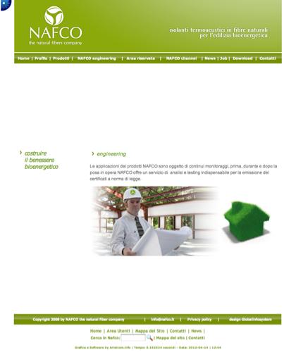Engineering - Nafco - Costruire Il Benessere Bioenergetico