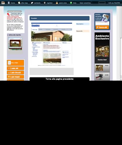 Houselam Icone Siti Web Miniature - Thumbnails