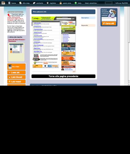Www.aebcomm.info Icone Siti Web Miniature - Thumbnails