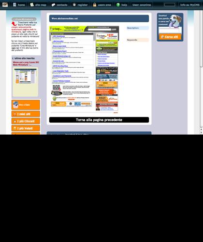 Www.abcloanmediate.net Icone Siti Web Miniature - Thumbnails